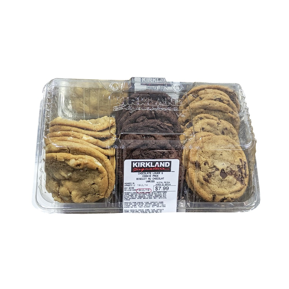 Chocolate lover' s cookie pack 1