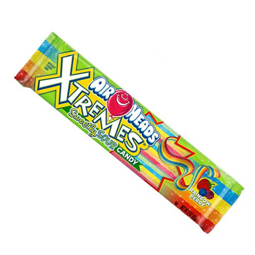 Airheads tray xtremes sour belts
