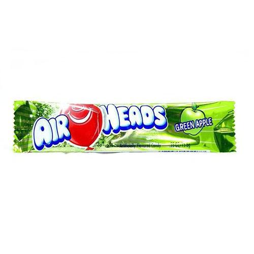 Airheads singles green apple
