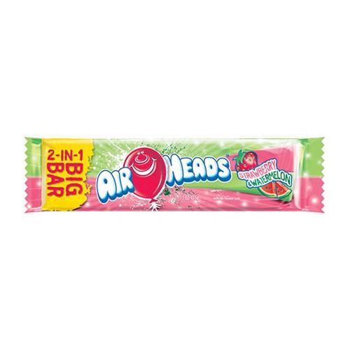 Airheads big bar strawberry/watermelon