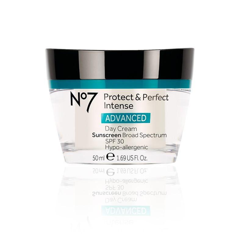 Protect & perfect intense crema de día