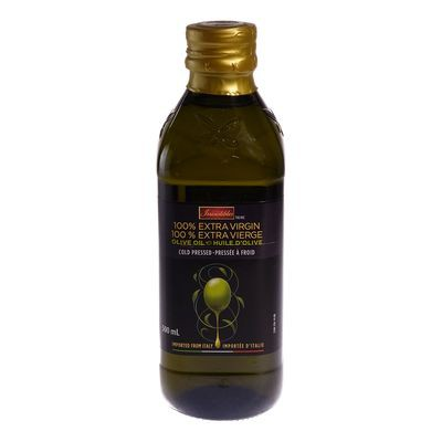 100% extra virgin olive oil