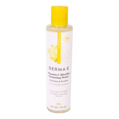 Vitamin C enriched micellar cleansing water