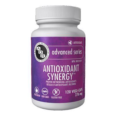 Antioxidant synergy capsules 276 mg