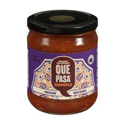 Chipotle medium salsa 420 ml