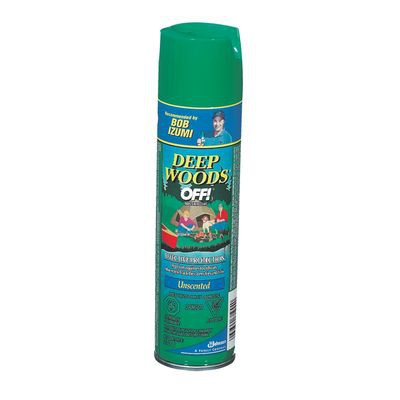 Unscented insect repellent spray, Deep Woods
