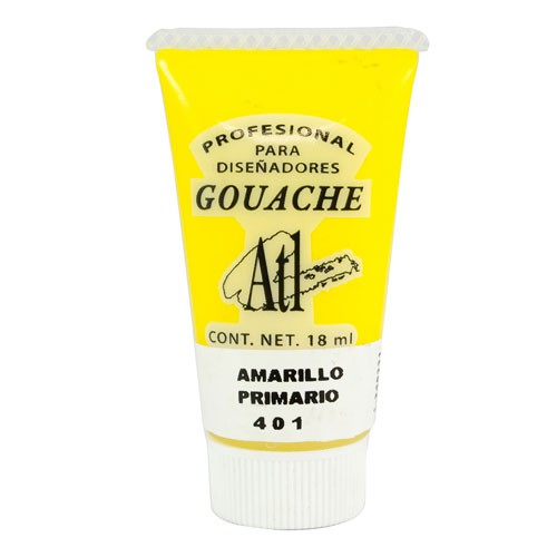 Pintura gouache atl 18 ml