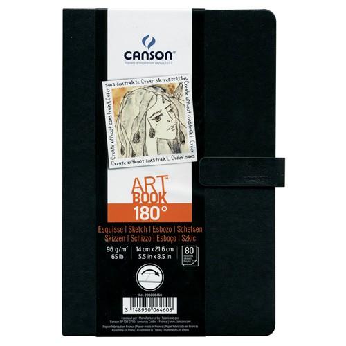 Cuaderno de arte canson 180