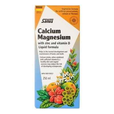 Calcium magnesium with zinc and vitamin D