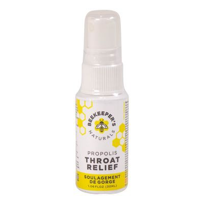 Throat relief spray 30 ml