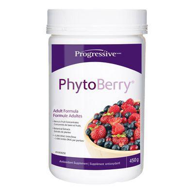 Phyto berry antioxidant supplement