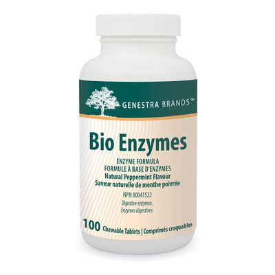 Bio enzymes chewable tablets