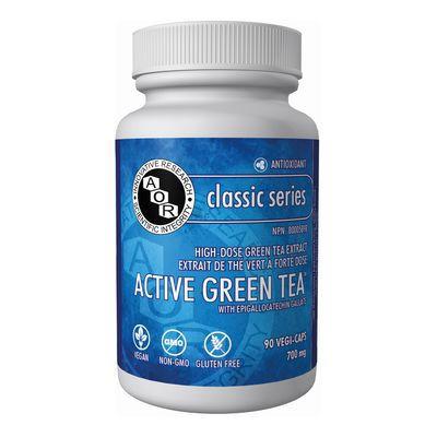 Classic series active green tea
