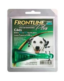 Frontline plus perro 20- 40 kg