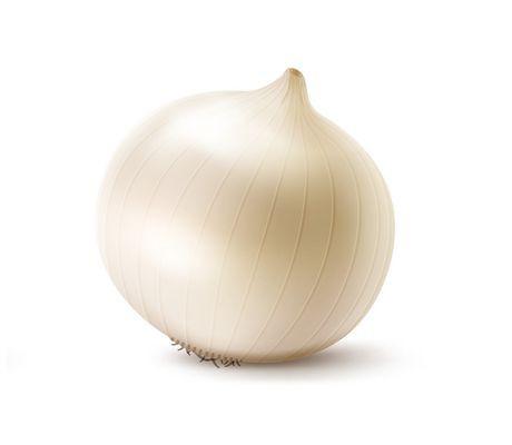 Onion, White