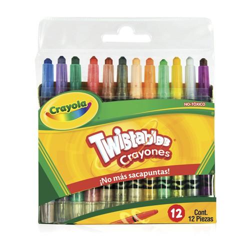 Crayones Twistables
