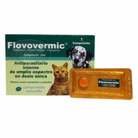 Flovovermic 1 comprimido