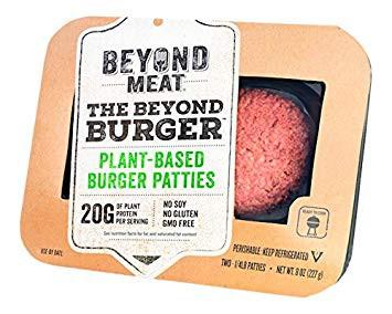 The beyond burger Empaque 227 g