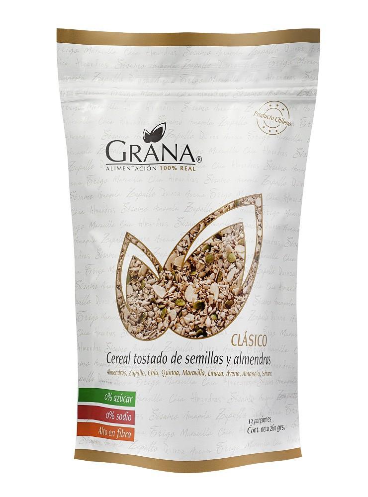 Cereal granola almendras sin azúcar keto 260 g
