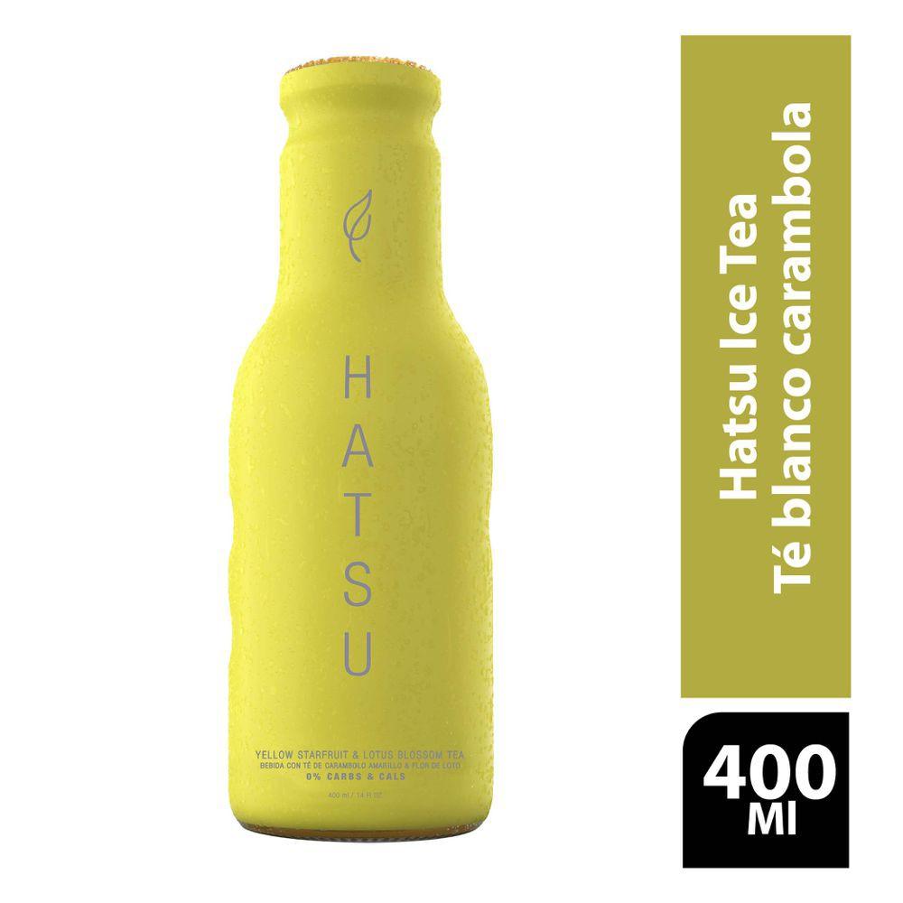 Te helado amarillo carambolo 400 ml