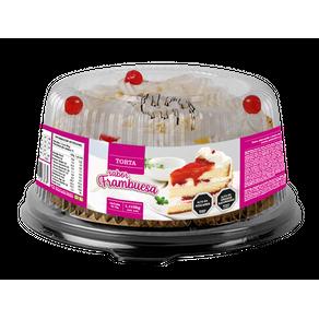 Torta de frambuesa 15 pp laf un