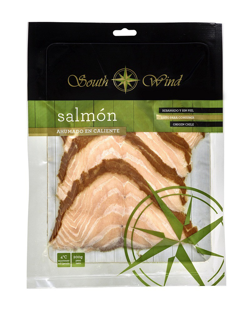 Salmon ahum caliente ref south wind 200g