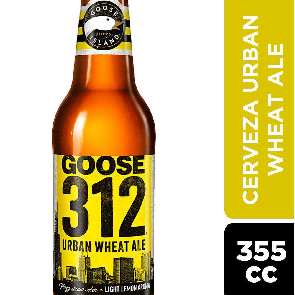 Cerveza 312