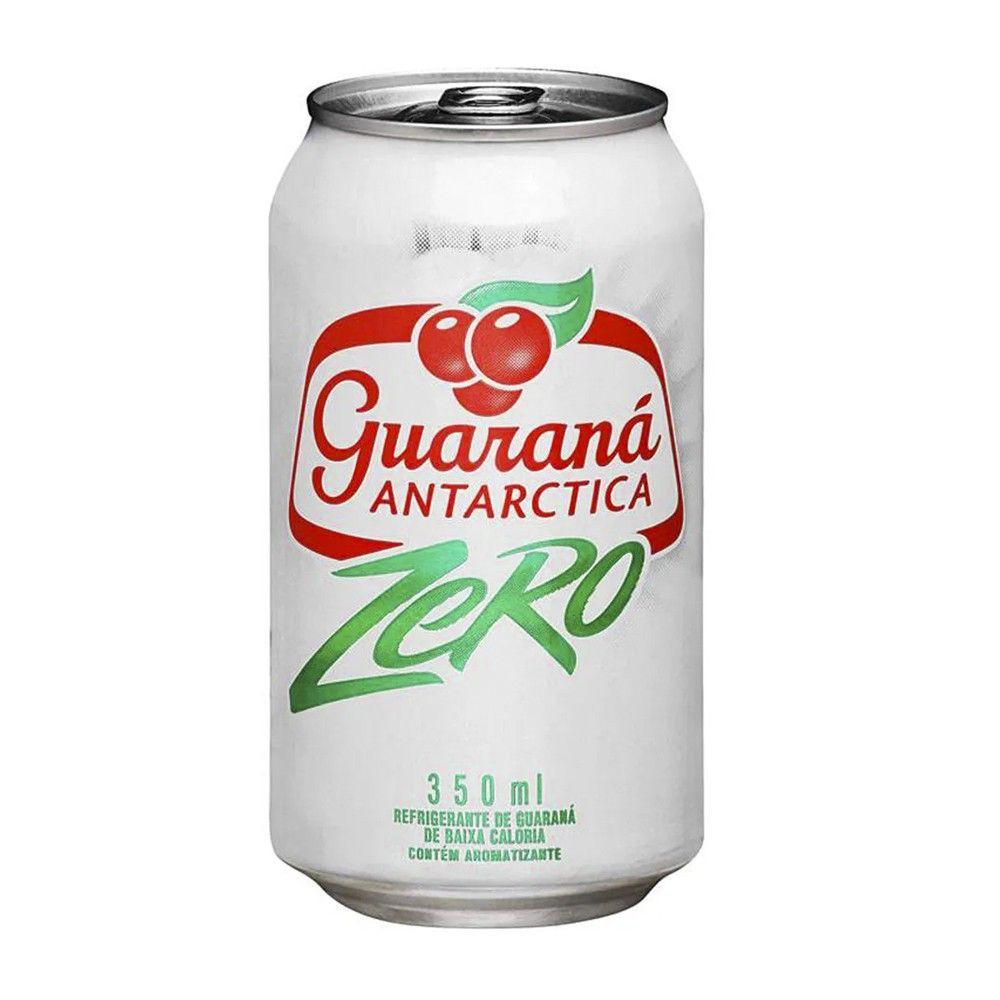 Bebida guaraná zero 350 ml