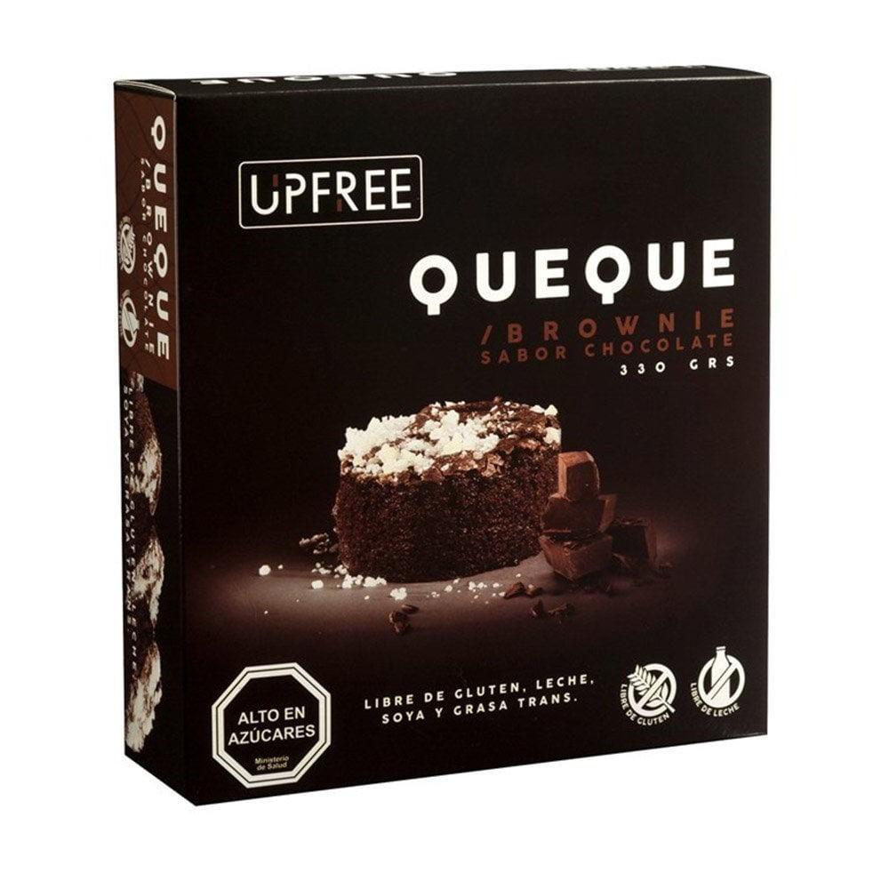Queque libre d/gluten chocolate upfr un