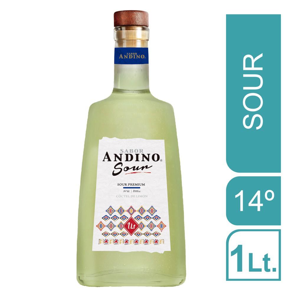 Cóctel de limon Sour 14º