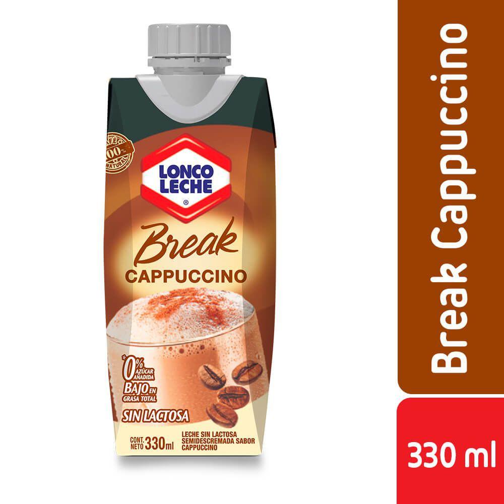 Leche Break cappuccino