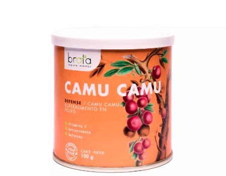 Camu camu en polvo - Vegano Tarro de 100 gr