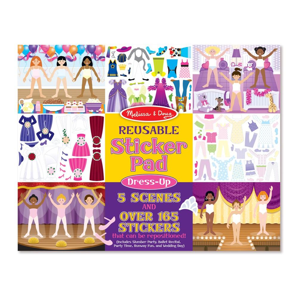 Pad stickers ropa Envoltorio plástico 36 cm x 28 cm x 1 cm, 400 grs.