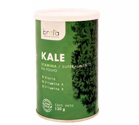 Kale en polvo - Vegano Tarro de 130 gr