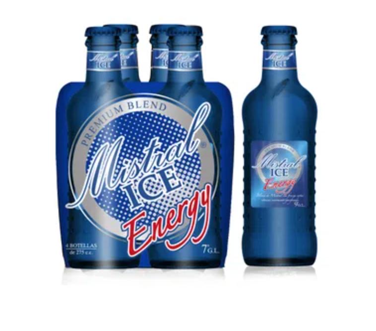 Coctel ice energy