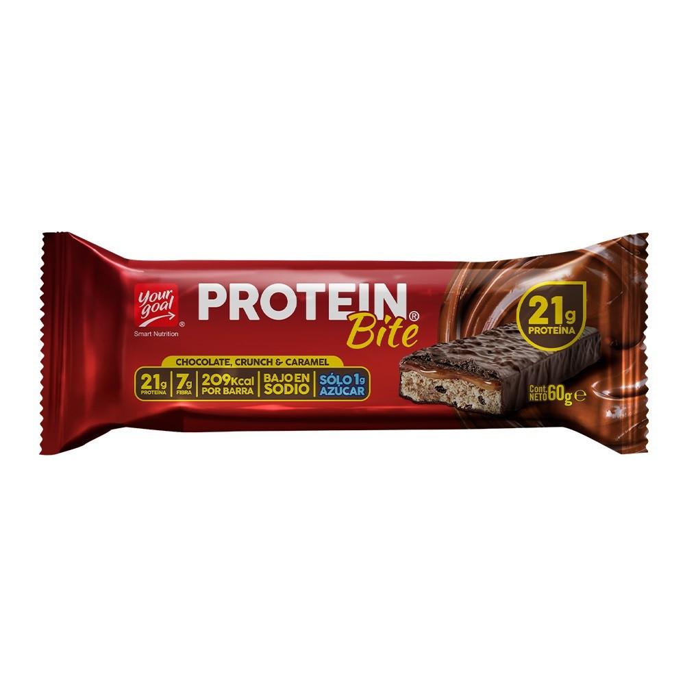 Barra protein bite chocol yourgoal 60 gr