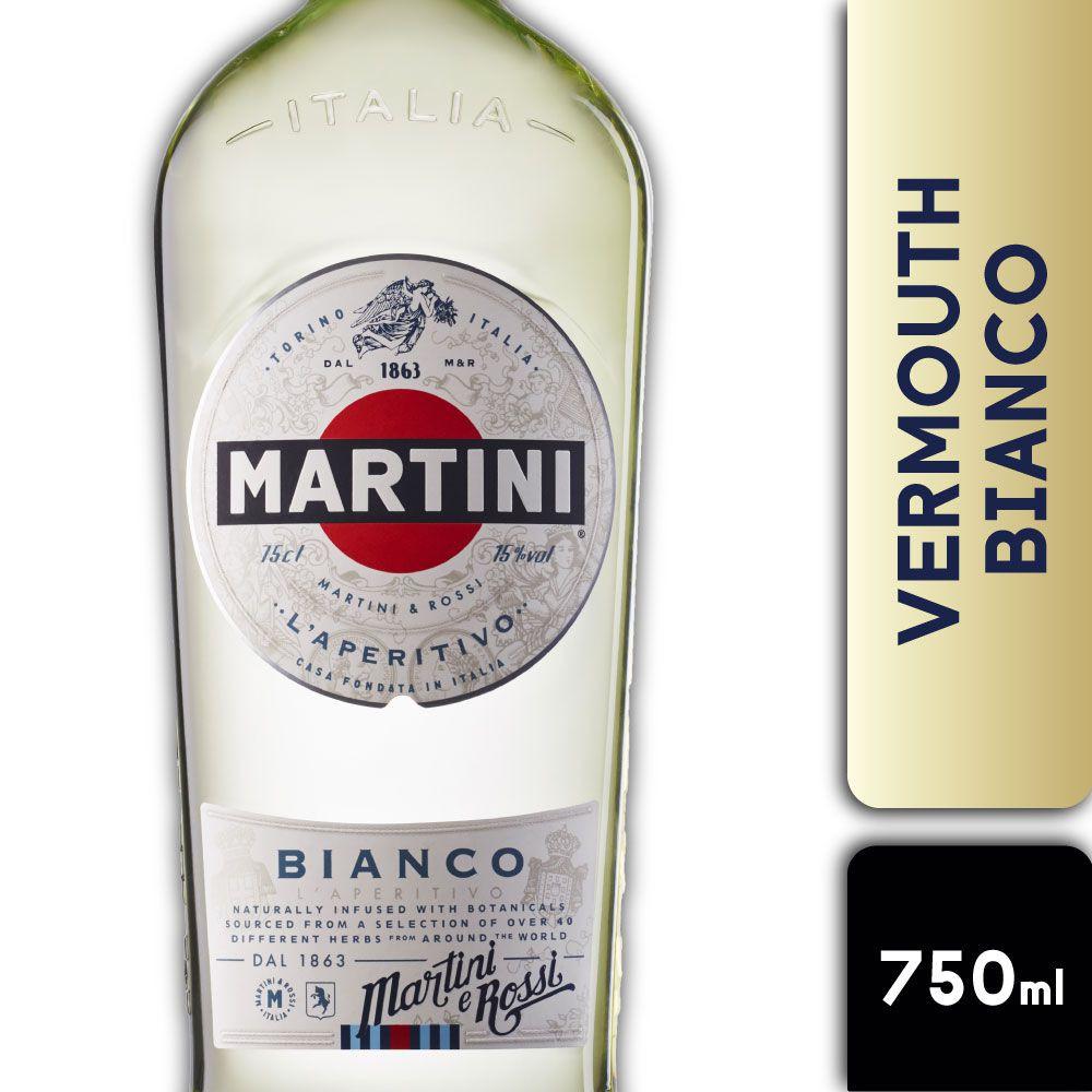 Vermouth blanco importado