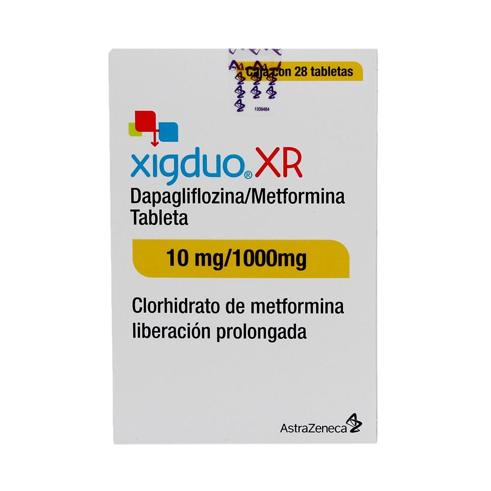 Xigduo XR 10 mg/1000 mg