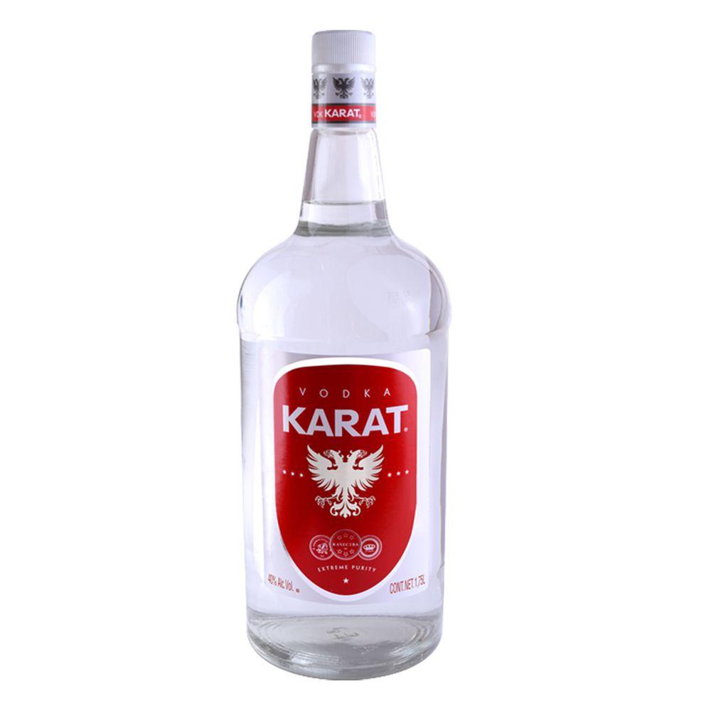 Vodka natural