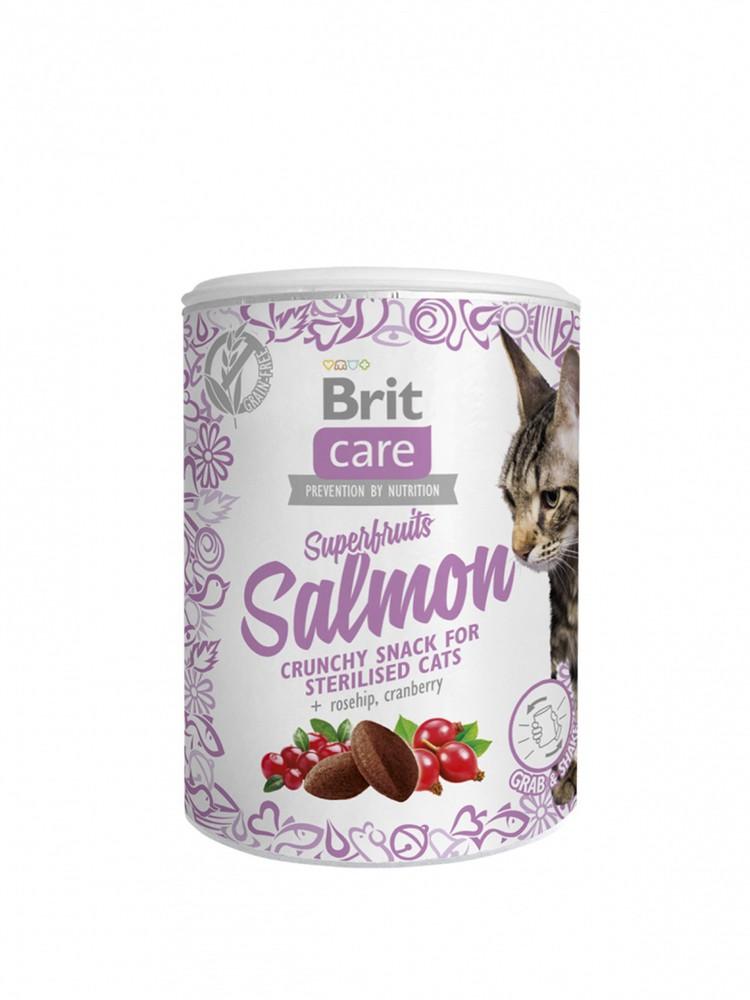 Super fruit salmon