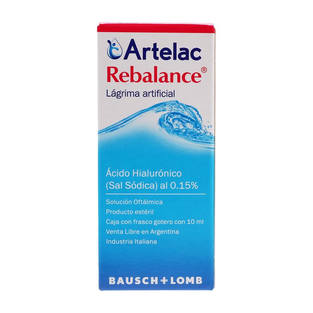 Artelac Rebalance gotas oftálmicas