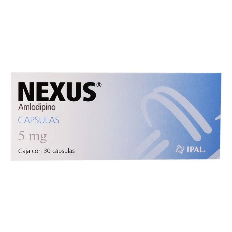 Nexus cápsulas 5mg