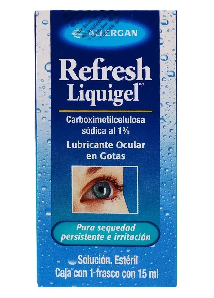 Lubricante ocular Refresh Liquigel