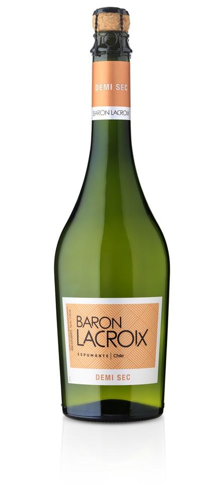 Vino espumante Baron Lacrox Demi Sec