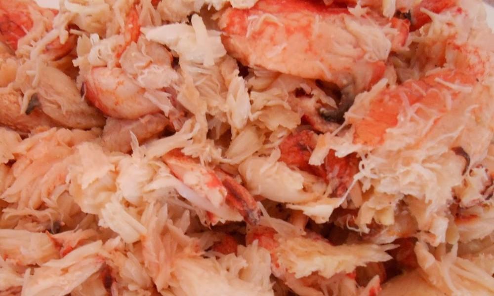 Jaiba carne cocida congelado a domicilio   Cornershop - Chile