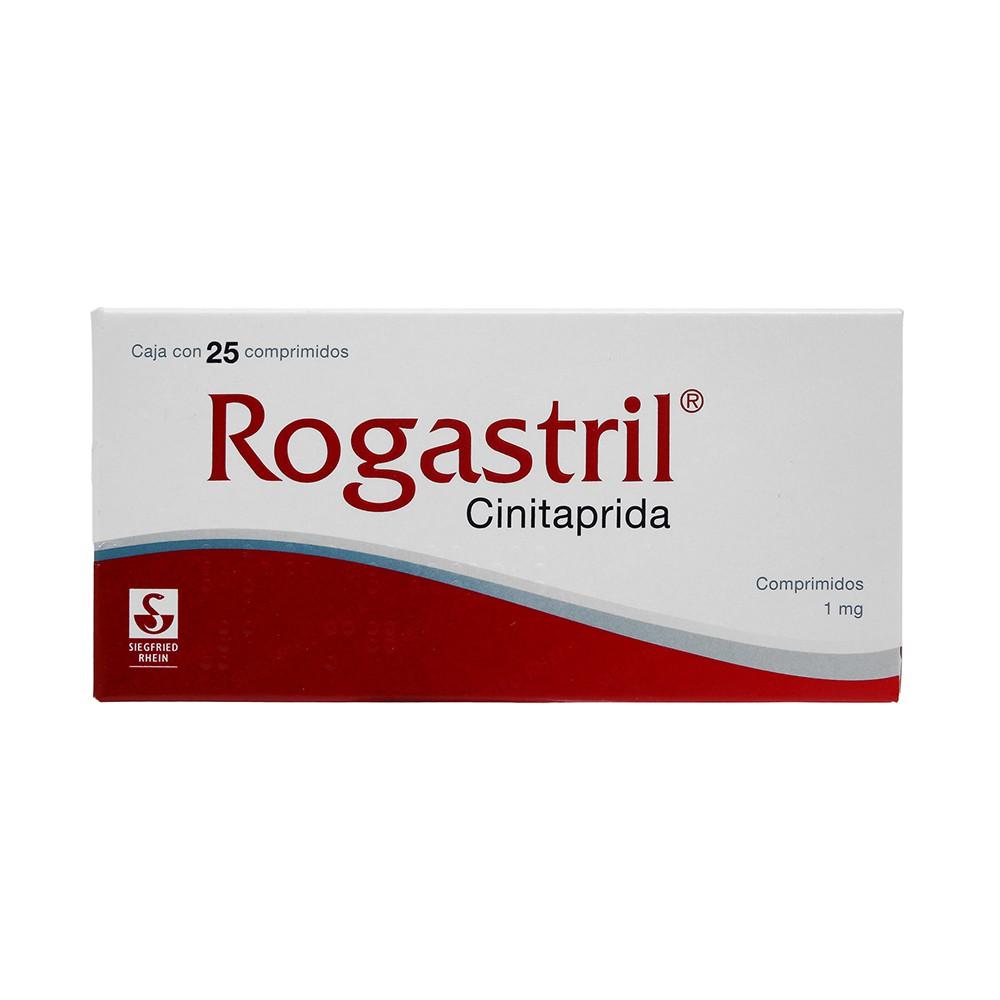 Rogastril comprimidos 1 mg