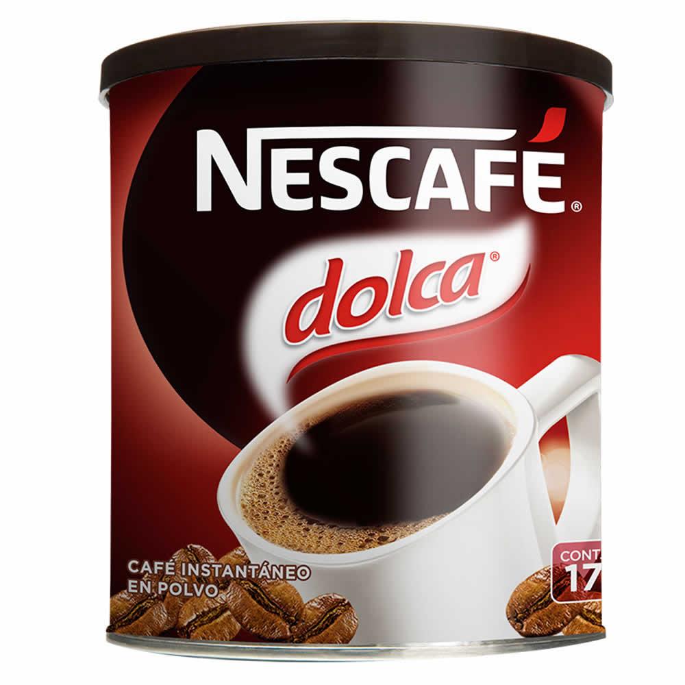 Café instantáneo en polvo