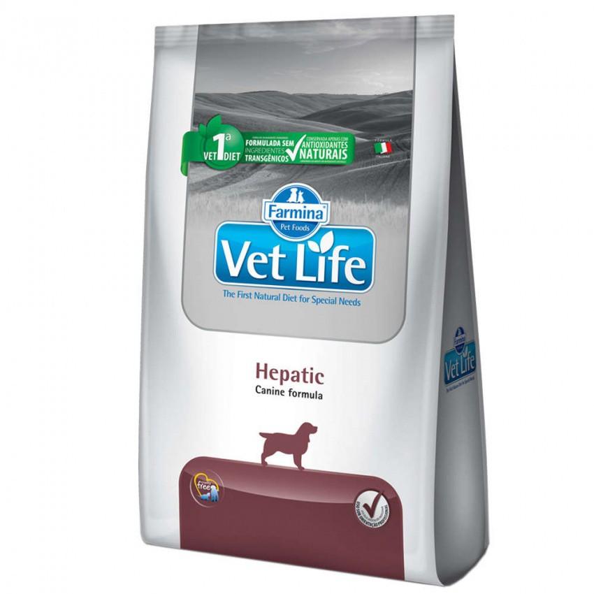 Hepatic canino