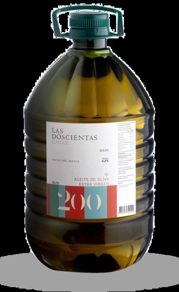 Las Doscientas Aceite de oliva extra virgen 5000 cc