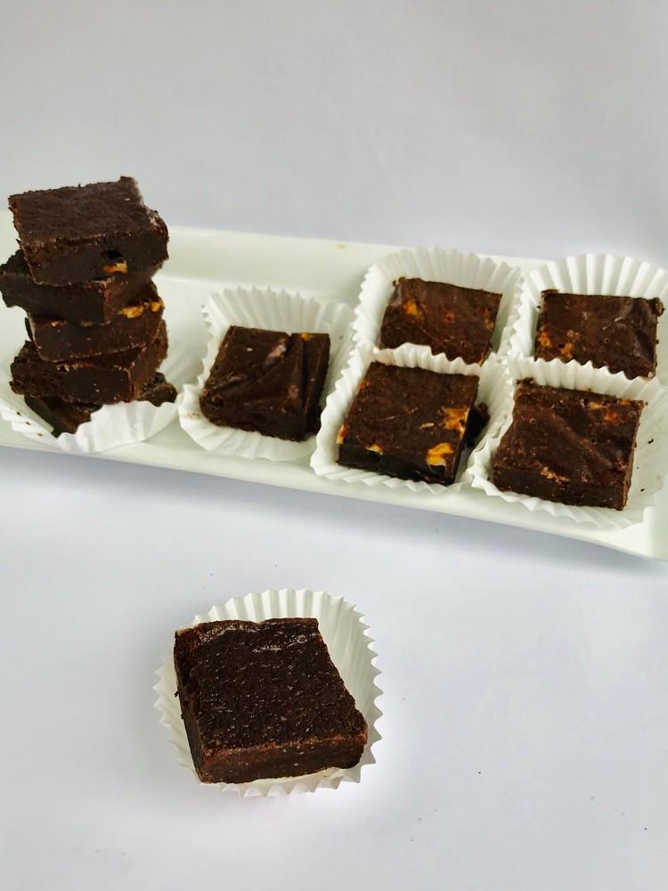 Keto brownie sin azúcar unidad 40g